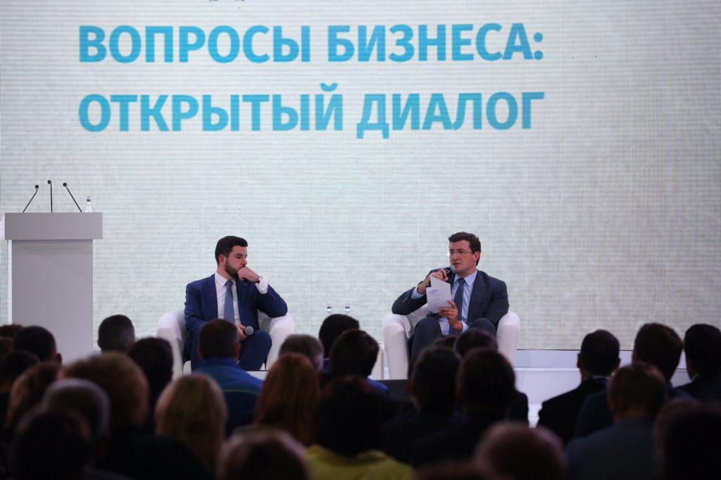 Глеб Никитин встретится снижегородскими предпринимателями