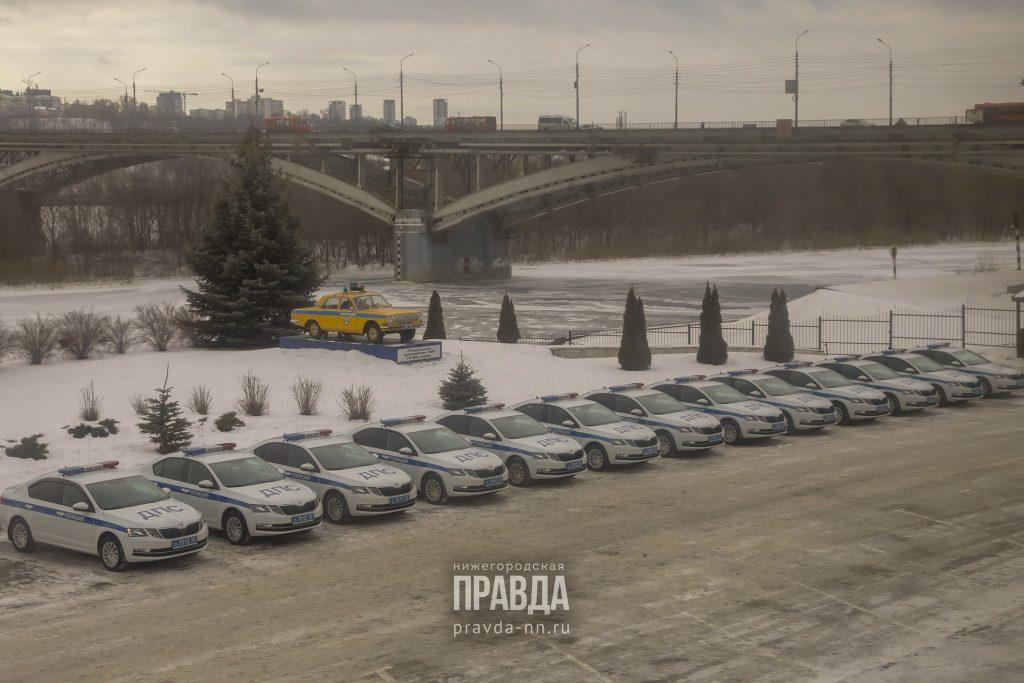 Опубликован график работы нижегородской Госавтоинспекции в новогодние праздники