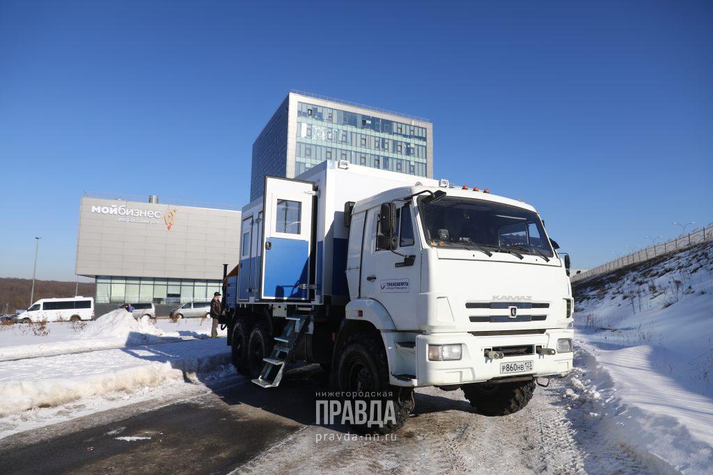 Нижегородские предприниматели встретились с представителями АО «Транснефть — Верхняя Волга»