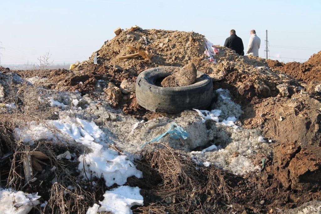 ВНижнем Новгороде начались работы поликвидации Шуваловской свалки