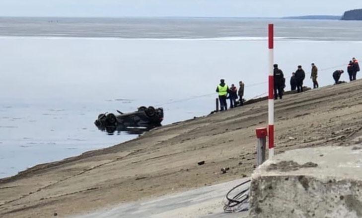 Стали известны подробности ДТП с машиной, вылетевшей с дамбы в Городецком районе
