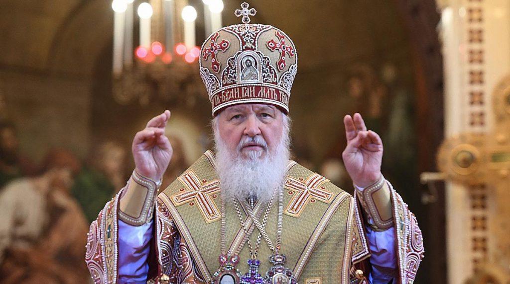 Патриарх Кирилл призвал россиян не посещать церкви и храмы