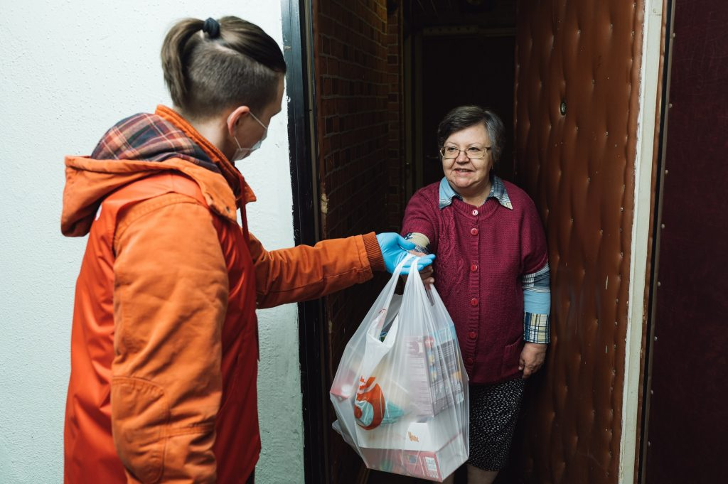 Мы вместе: 180 нижегородцев записались в добровольцы для помощи пожилым людям