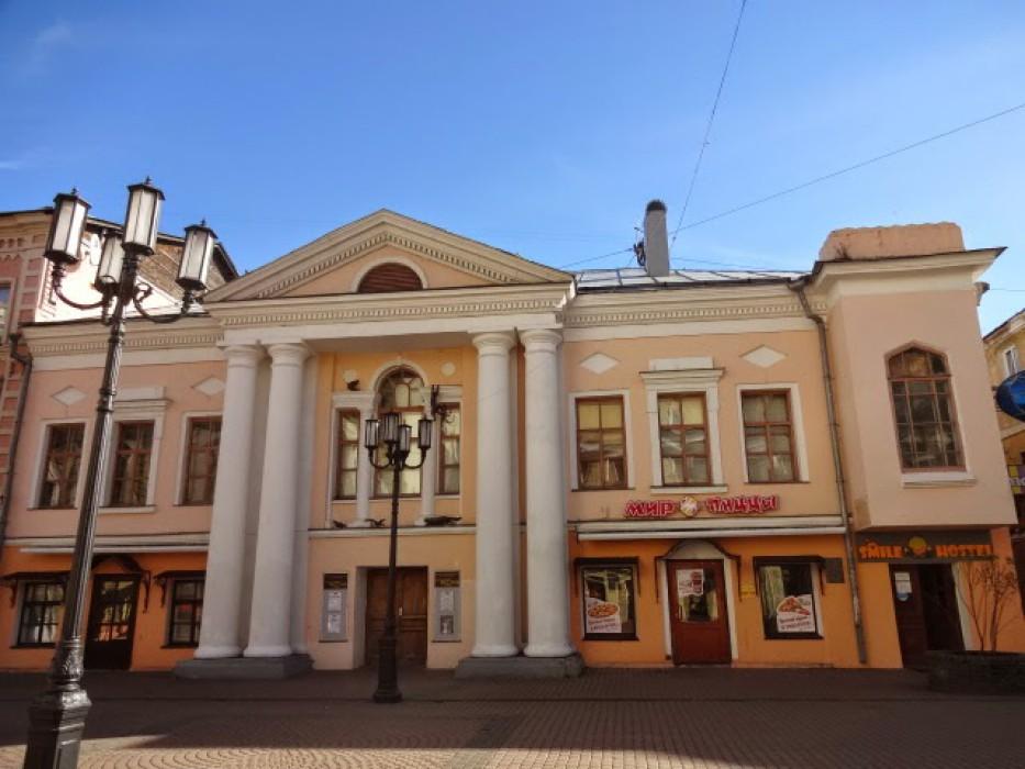 Начался приём заявок на V юбилейный фестиваль-конкурс для школьных театральных коллективов области «Контрамарка»