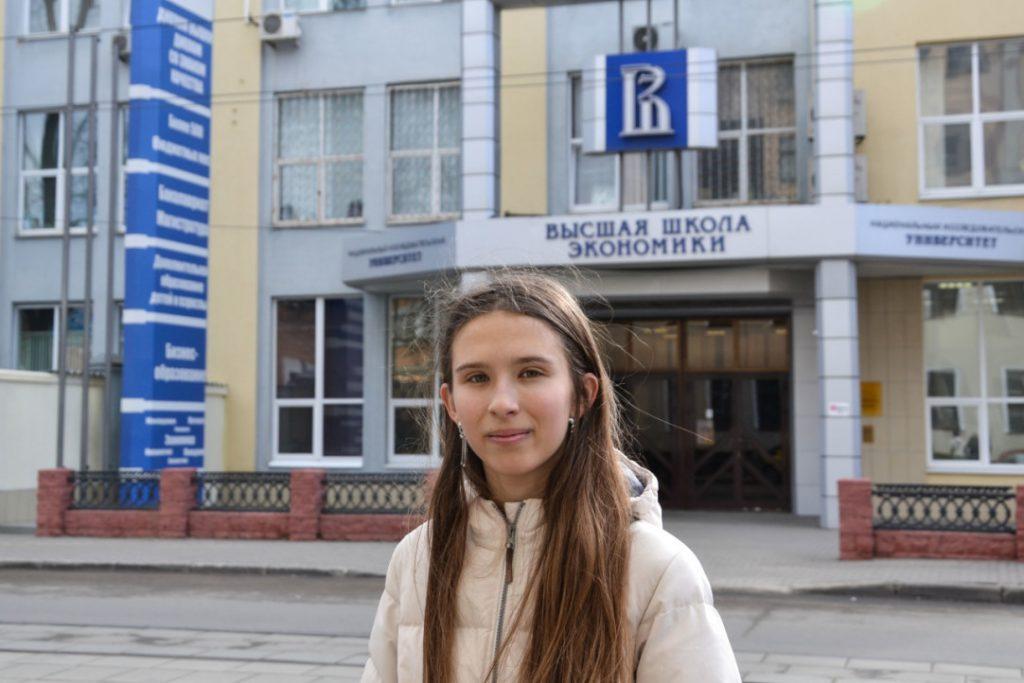Нижегородская школьница стала бронзовым призером в федеральном конкурсе
