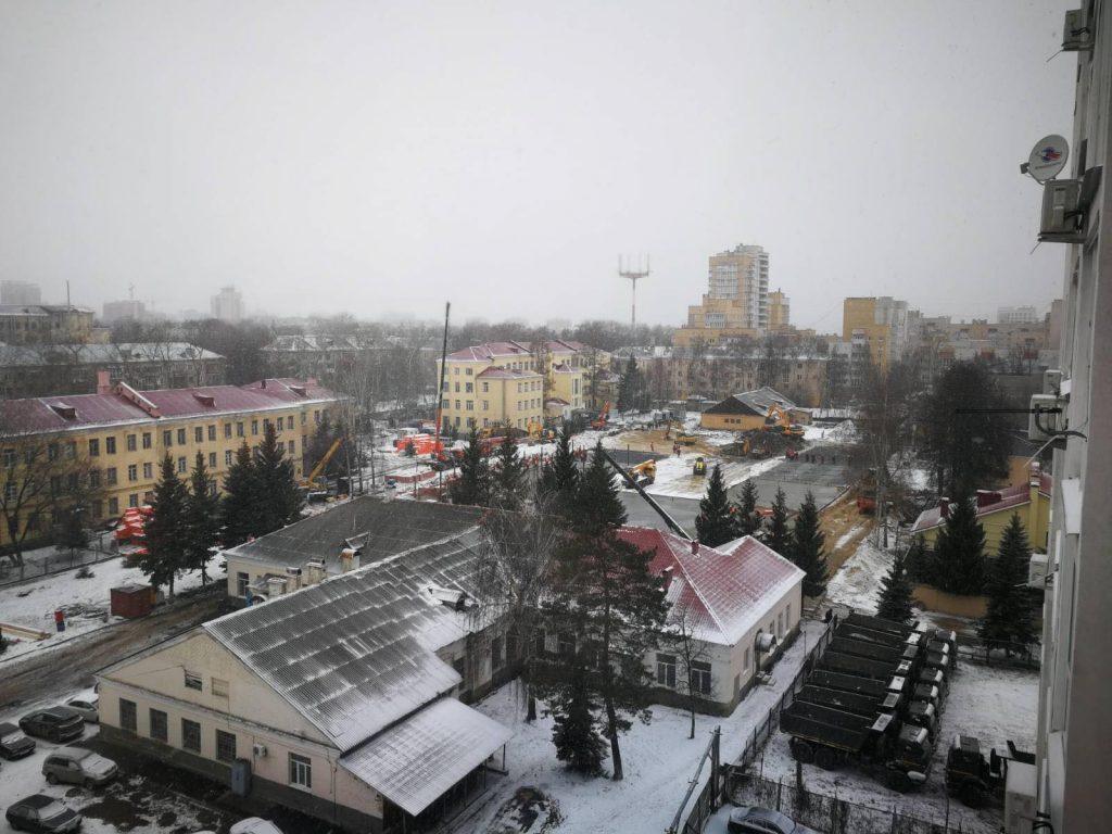 Тушите свет: в Нижнем Новгороде многоквартирный дом отключили от электричества