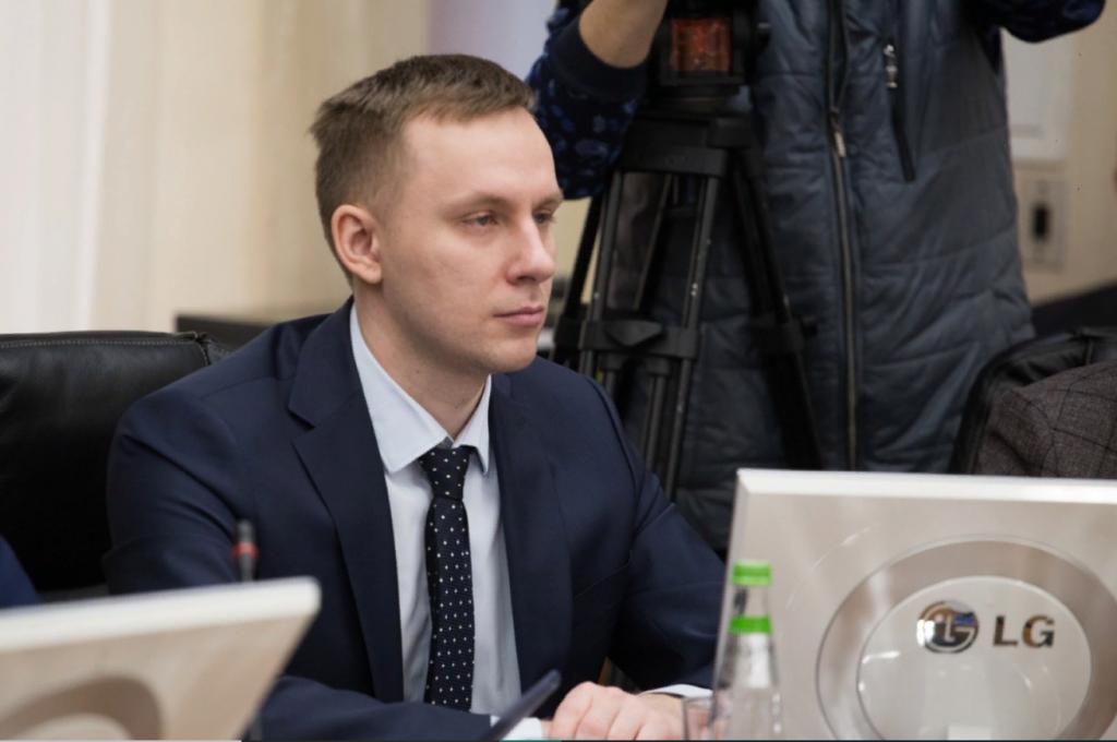 Роман Танчук: «Дистанционное голосование — показатель высочайшего доверия к региону»