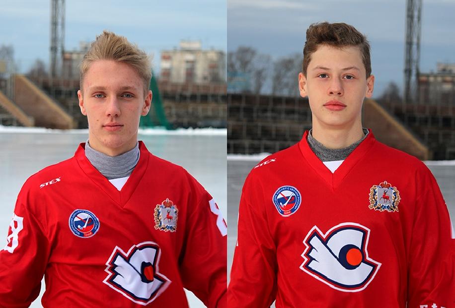 Двое нижегородцев стали чемпионами мира по хоккею с мячом среди юношей
