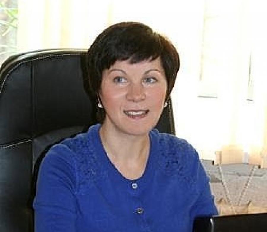 Елена Бутусова