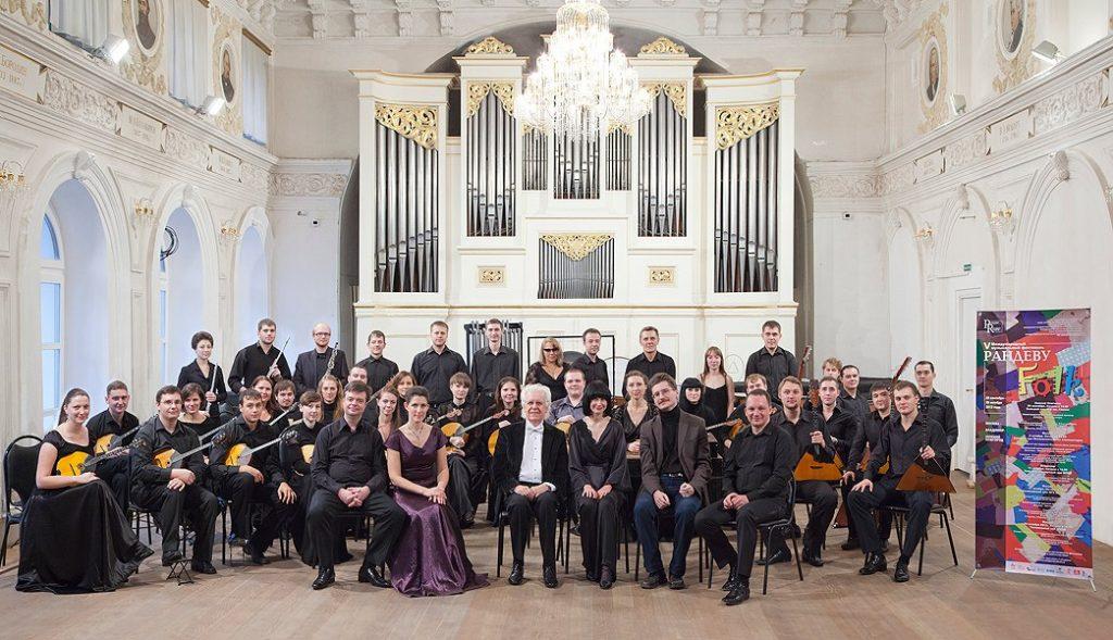 Нижегородский русский народный оркестр исполнит знаковую песню «На солнечной поляночке»