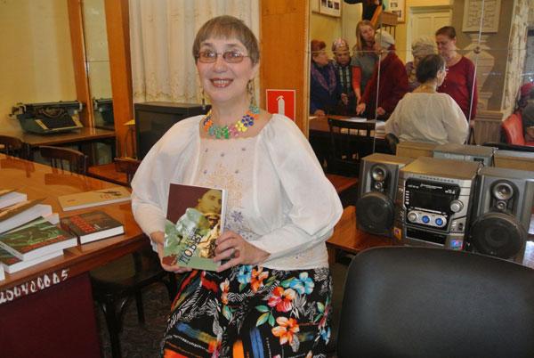 Елена Крюкова из Нижнего Новгорода стала лауреатом литературной премии журнала «Север»
