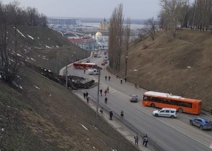 Движение автобусов по Похвалинскому съезду временно изменится