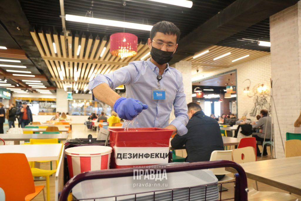 Нижегородские предприниматели перестраивают работу в условияхкоронавируса