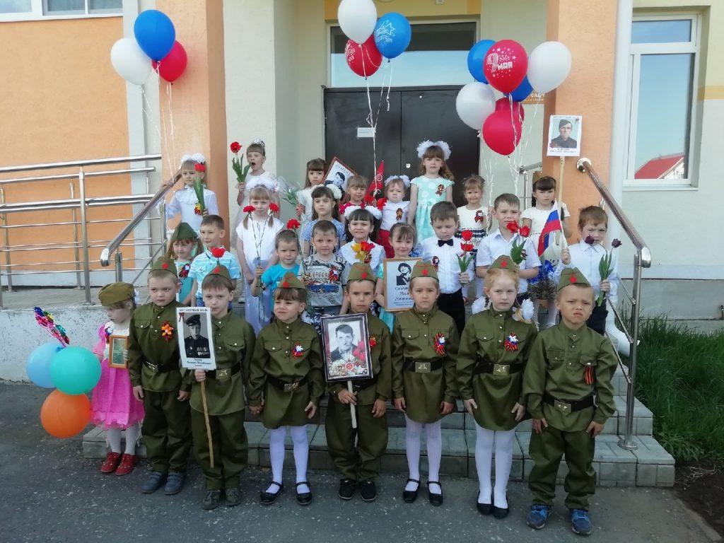 Воспитанники нижегородских детских садов создают военные музеи