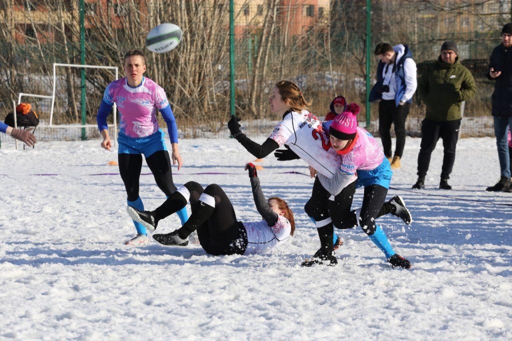 «Вольные птицы»: в регионе появилась новая женская команда по регби