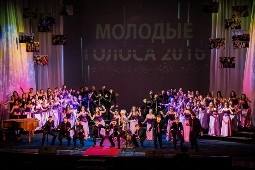 Нижегородский хор вошел в ТОП-100 лучших хоров мира