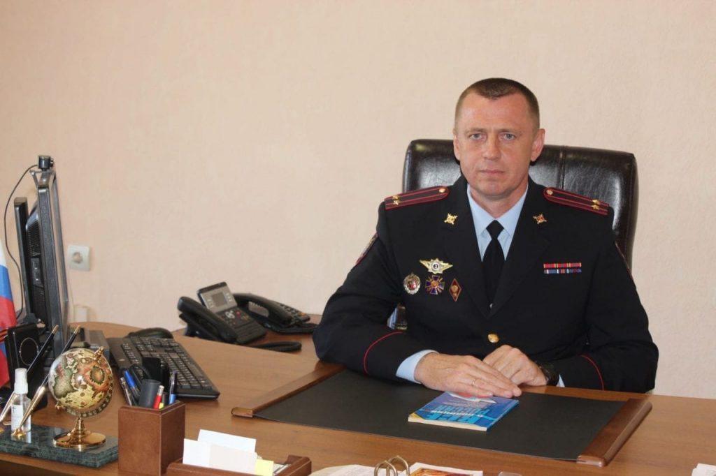 Начальника дивеевской полиции отстранили от должности