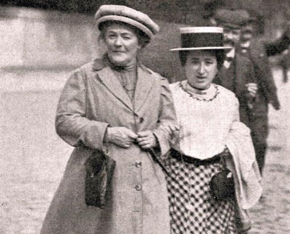 Ищите, женщины: чего на самом деле хотели Клара Цеткин и Роза Люксембург