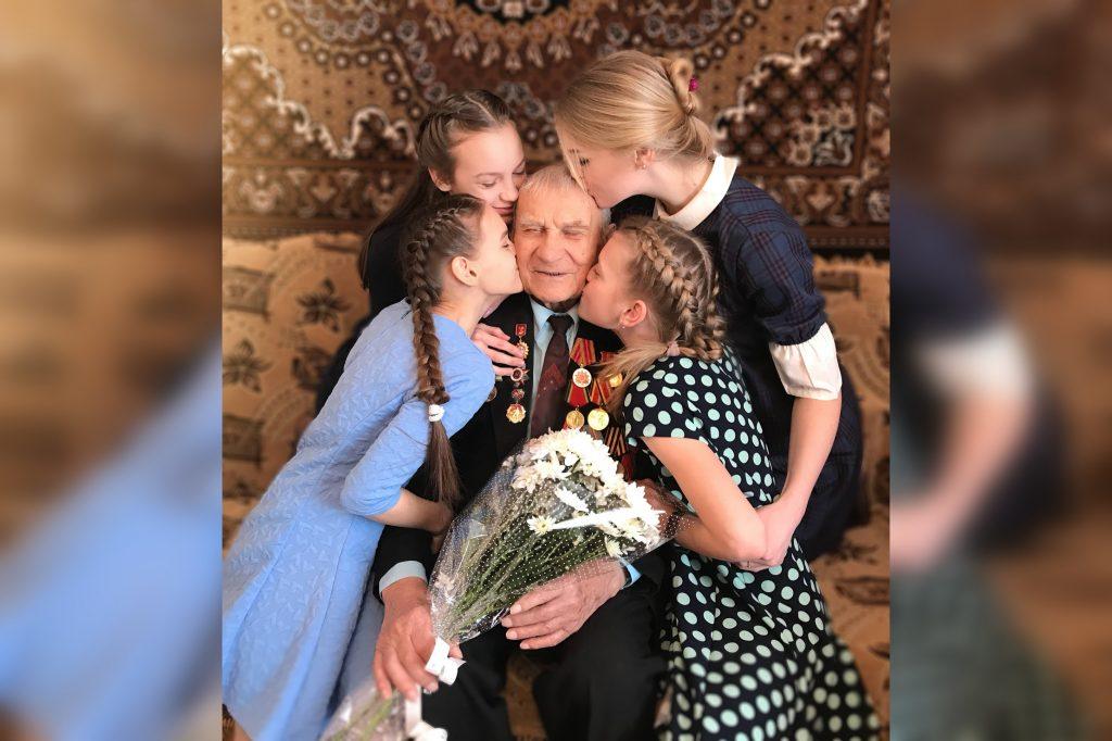 Ветеран двух войн из Первомайска Иван Солдатенков отметит 101-летний юбилей