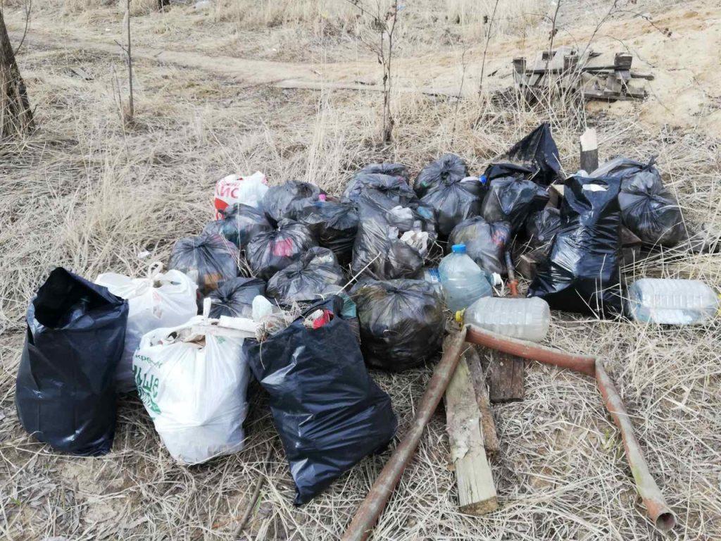 Чистый город за 10 минут: нижегородцы присоединились к экологическому флешмобу