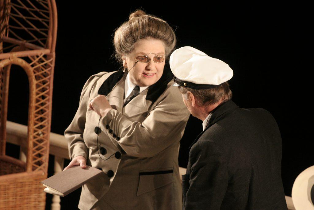 «У меня во всём юмор по жизни»: актриса Нижегородского театра драмы Маргарита Юрьева рассказала о своем творческом пути