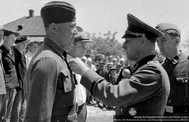 Как бывший нацистский пособник пытался стать жертвой сталинских репрессий