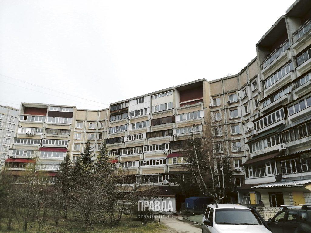 15-летняя девочка выпала из окна в Канавинском районе