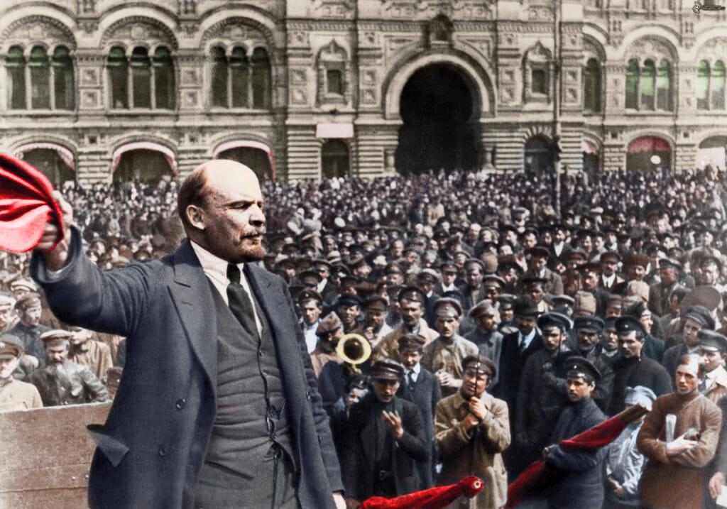 Шпион, да не он: кто выдумал миф о вожде большевиков как о немецком агенте