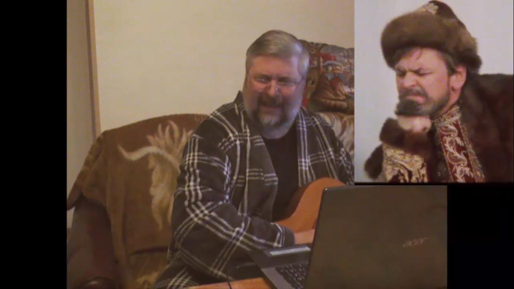 Преподаватели Университета Лобачевского сняли смешной видеоролик про дистанционное обучение