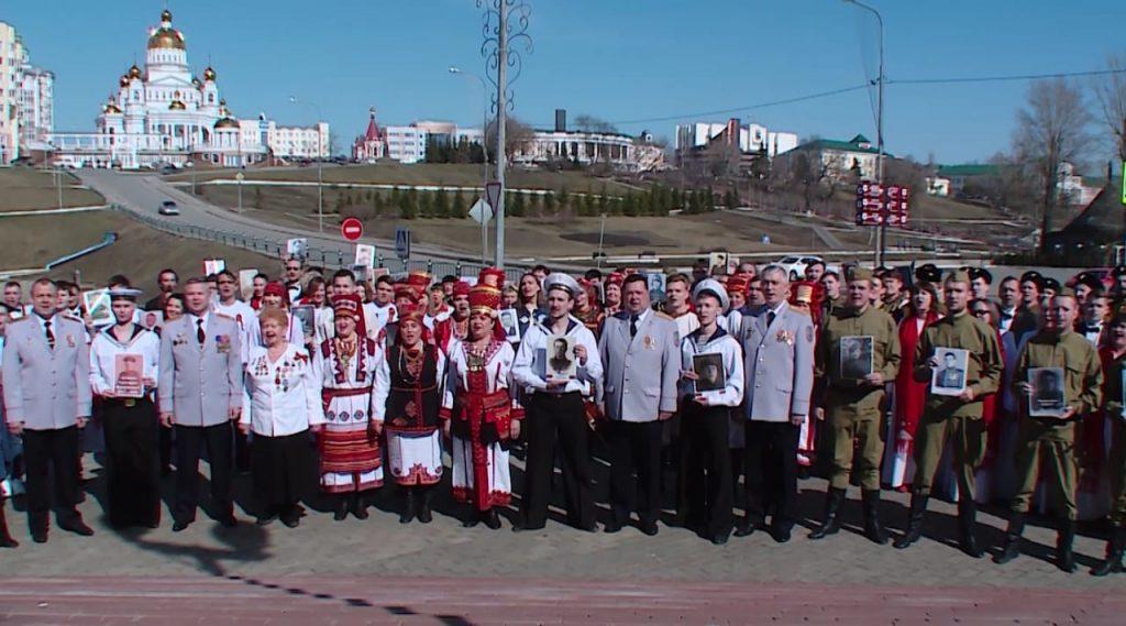 В Республике Мордовия стартовал песенный марафон ПФО «Наш День Победы»