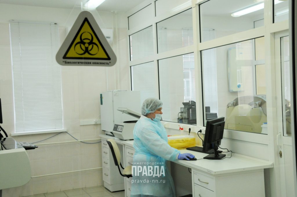 13 новых случаев коронавируса зафиксировано в Нижегородской области