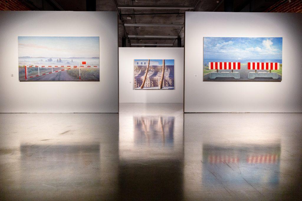 В «Арсенале» открылась онлайн-выставка «Территория Победы»