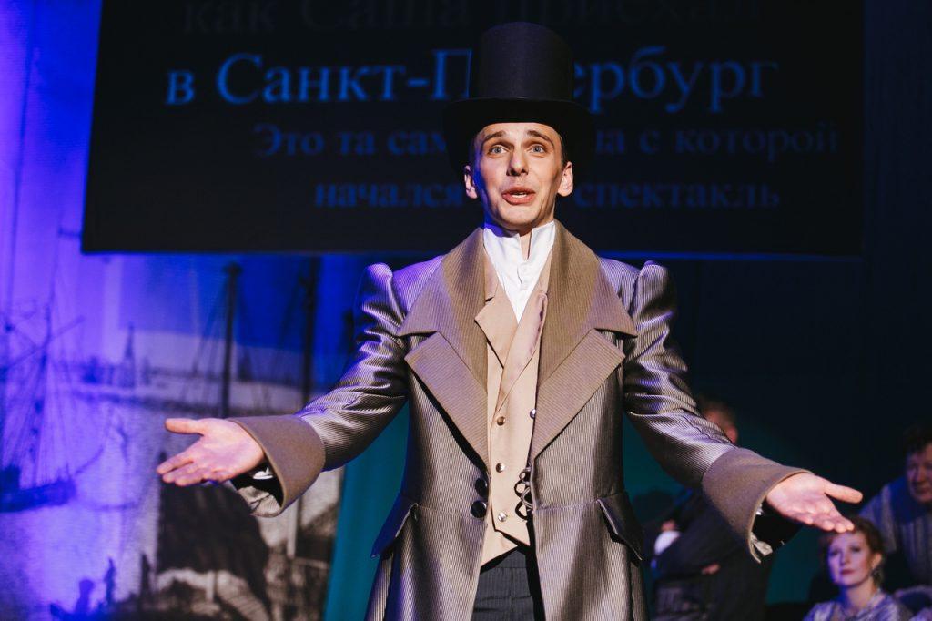 Молодых актёров нижегородских театров наградили заклассические роли