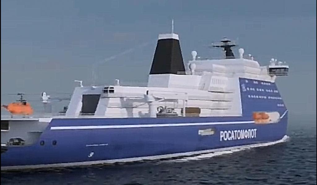 Реакторные установки для мощнейшего в мире атомного ледокола изготовят в Нижнем Новгороде