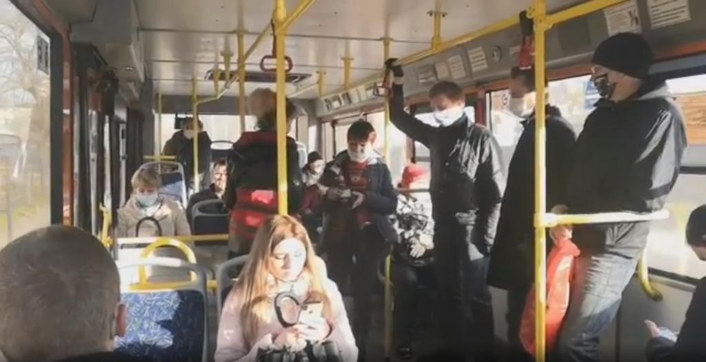 Министр транспорта Нижегородской области лично проверил работу автобуса №71