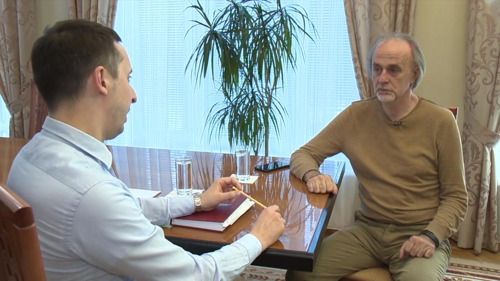 Виктор Гурский: «Главное в кризисных ситуациях — оставаться людьми»