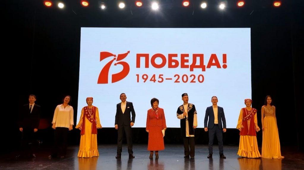 Песня «День Победы» впервые прозвучит на татарском языке
