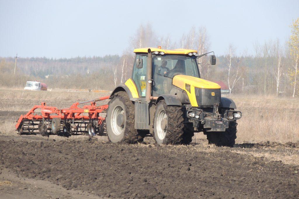 Весенне-полевая страда в Починковском районе перешла в активную фазу