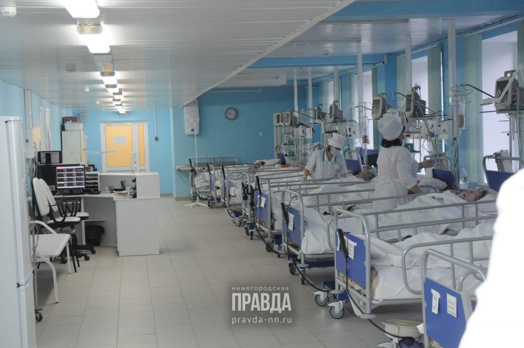 7 новых случаев заражения коронавирусом зафиксировано в Нижегородской области