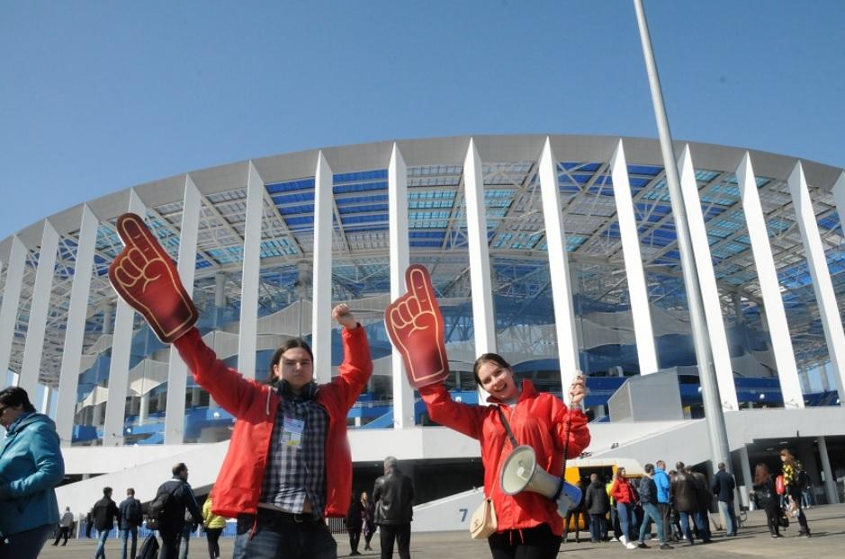Началась продажа билетов на финальный матч Кубка России в Нижнем Новгороде