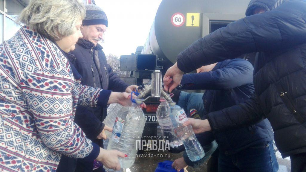 В Нижегородском водоканале назвали фейком сообщения об отключении воды в Автозаводском районе