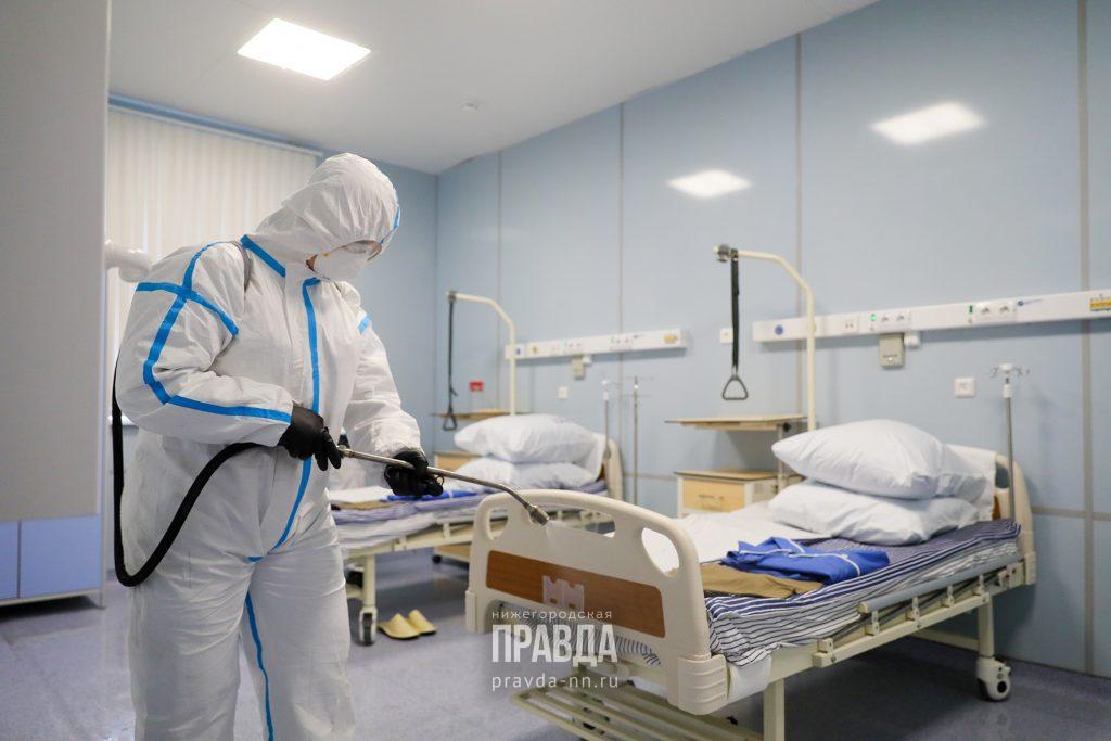 Более 16 тысяч нижегородцев, заболевших коронавирусом, уже здоровы