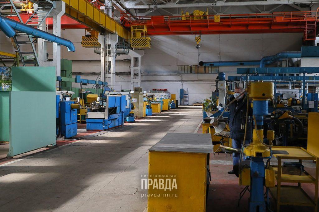 Глеб Никитин: «Ряд отраслей промышленности показали существенный рост, несмотря напандемию»