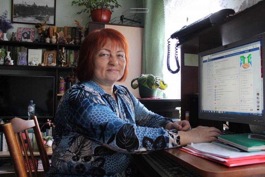 Чемодан историй Валентины Копусовой: жительницы Варнавина сплотила земляков на общие дела