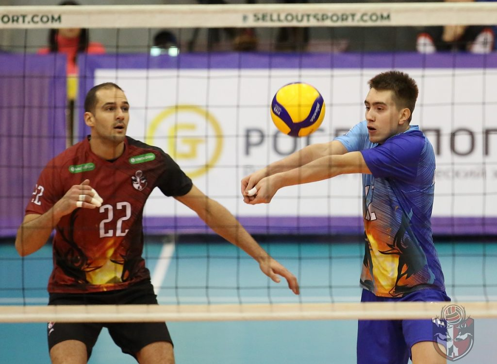 Нижегородский волейбольный клуб АСК расстался со своими лидерами