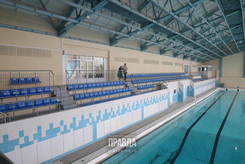 Цены на занятия в бассейне для нижегородцев оказались одними из самых низких в стране