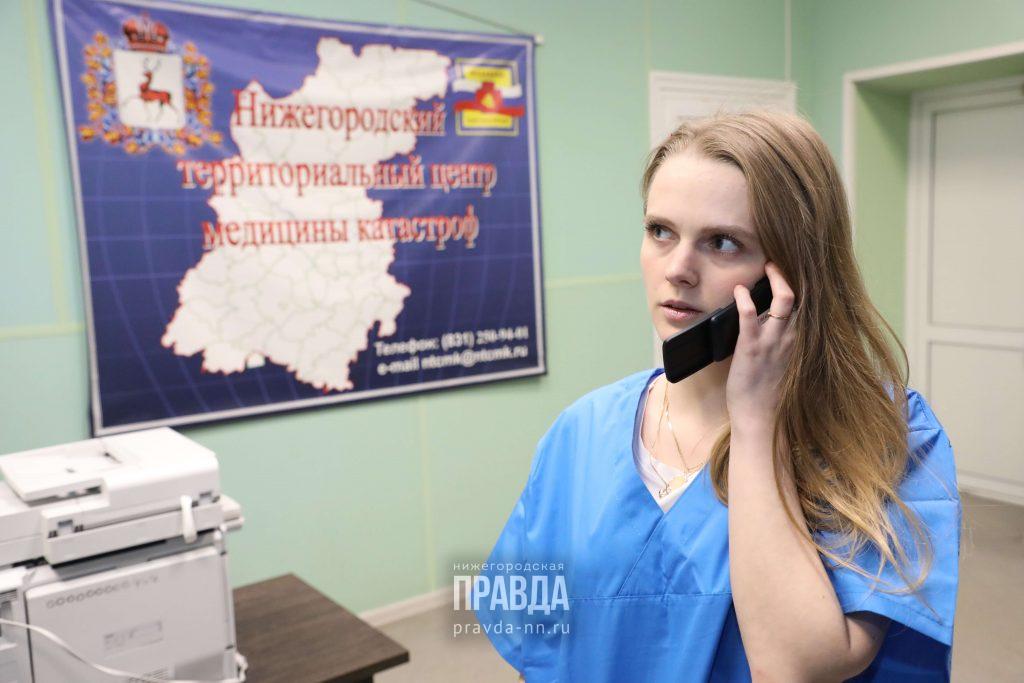 Волонтеры ищут добровольцев для помощи врачам в Нижегородской области