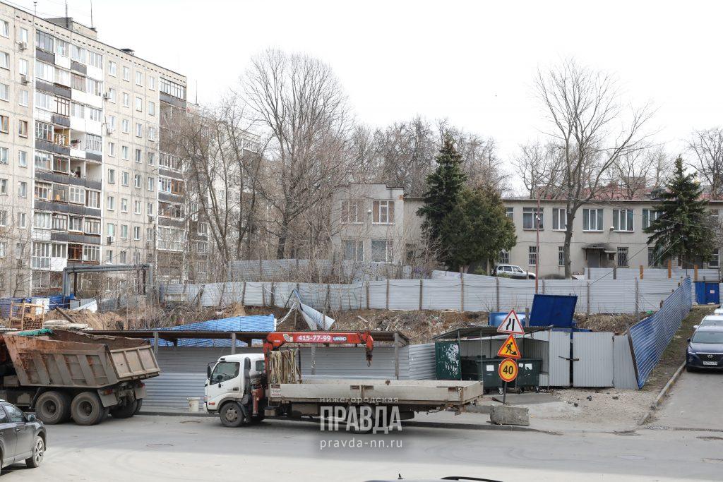 Скандальная стройка многоэтажки на Ковалихинской возобновилась: жители боролись против неё несколько лет