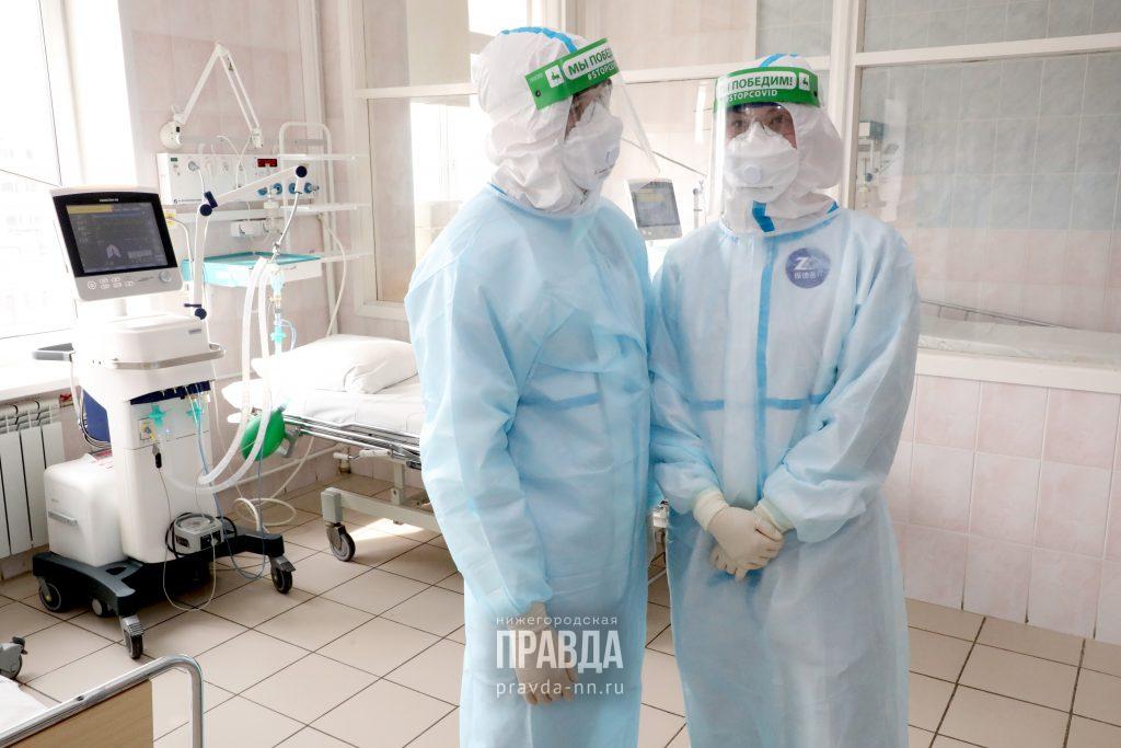 Заболевшие коронавирусом нижегородцы госпитализированы по решению суда