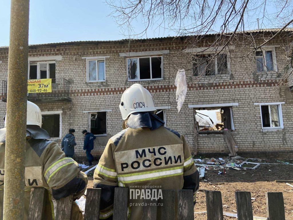 Эксперты признали неопасным дом в посёлке Афонино